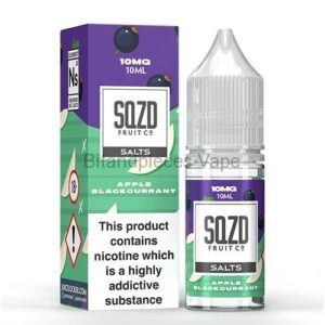 SQZD apple blackcurrant