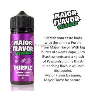 Purple Reloaded