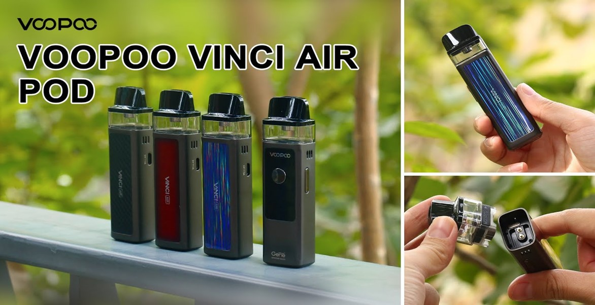 vinci air kit