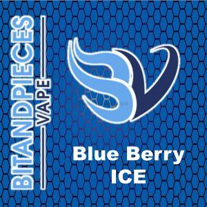 blue berry ice