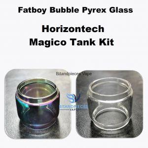 Horizontech Magico Tank Kit Replacement Fatboy Glass