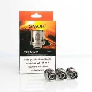V8 X BABY REPLACEMENT COILS