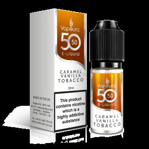 Caramel Vanilla Tobacco v