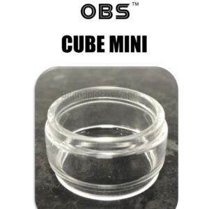 OBS Cube Mini Replacement Glass
