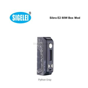Sibra E2 80W Box Mod