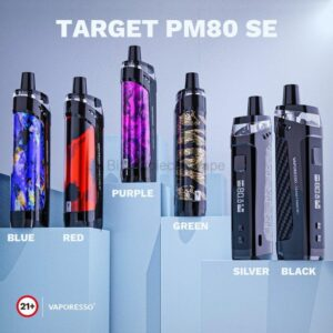 vaporesso target pm80 se