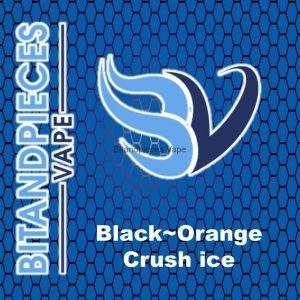 black orange crush ice