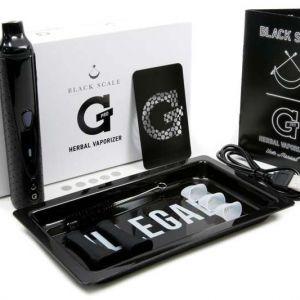 G Pro Herbal Vaporizer | Black Scale Edition