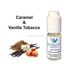 Caramel Vanilla tobacco 1