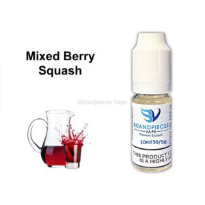 Mixed Berry squash 1