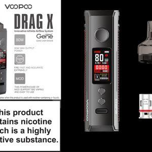 drag x kit