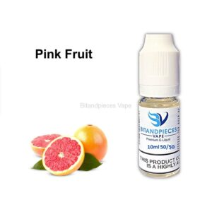 Pink fruit