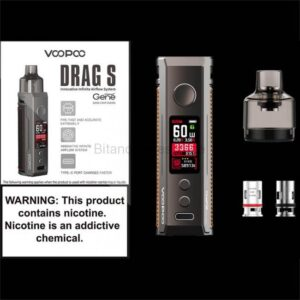 DRAG S 60W Pod Kit 2500mAh