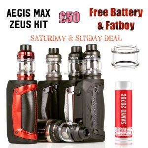 Aegis MAX ZEUS 100W Kit