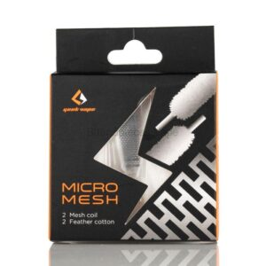 Geekvape Zeus X Mesh 2 Pack