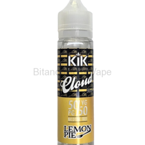 Lemon pie by kik juices