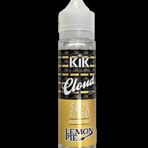 Lemon pie by kik juices
