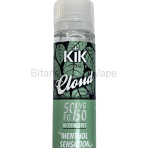 Menthol sensation by kik juices