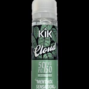 Menthol sensation by kik juices