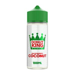 raspberry coconut by donut king