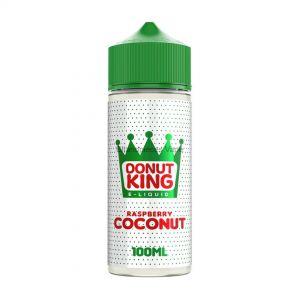 raspberry coconut by donut king