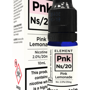 Pink Lemonade nic salts
