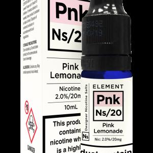 Pink Lemonade nic salts