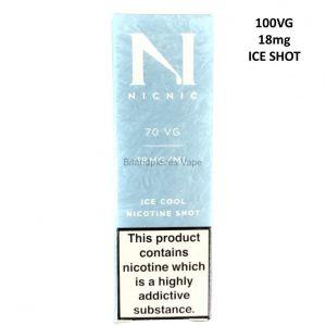 ice nic shot