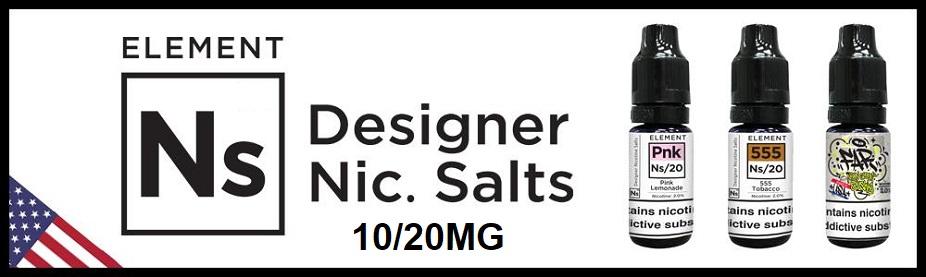 Neon Green Slushie nic salts