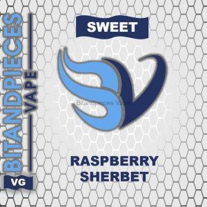 Raspberry Sherbet flavour 1