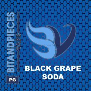 BLACK GRAPE SODA