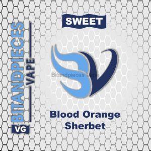 Blood Orange Sherbet