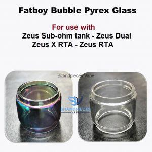 zeus replacement glass