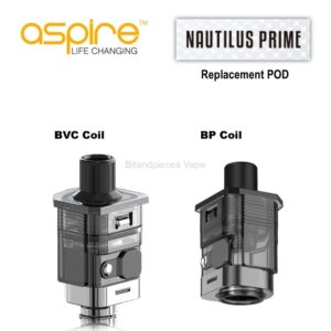 Nautilus Prime Replacement Pods