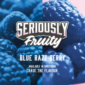 Blue Razz Berry