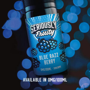 Blue Razz Berry by seriously fruty
