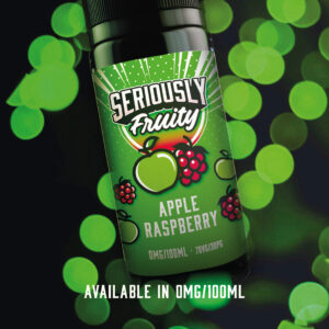 Apple Raspberry by seriously fruty