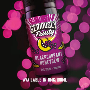 Blackcurrant Honeydew by seriously fruty