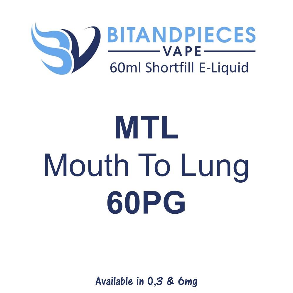 Shortfill sub category PG MTL