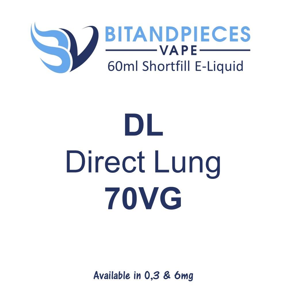Shortfill sub category VG DL