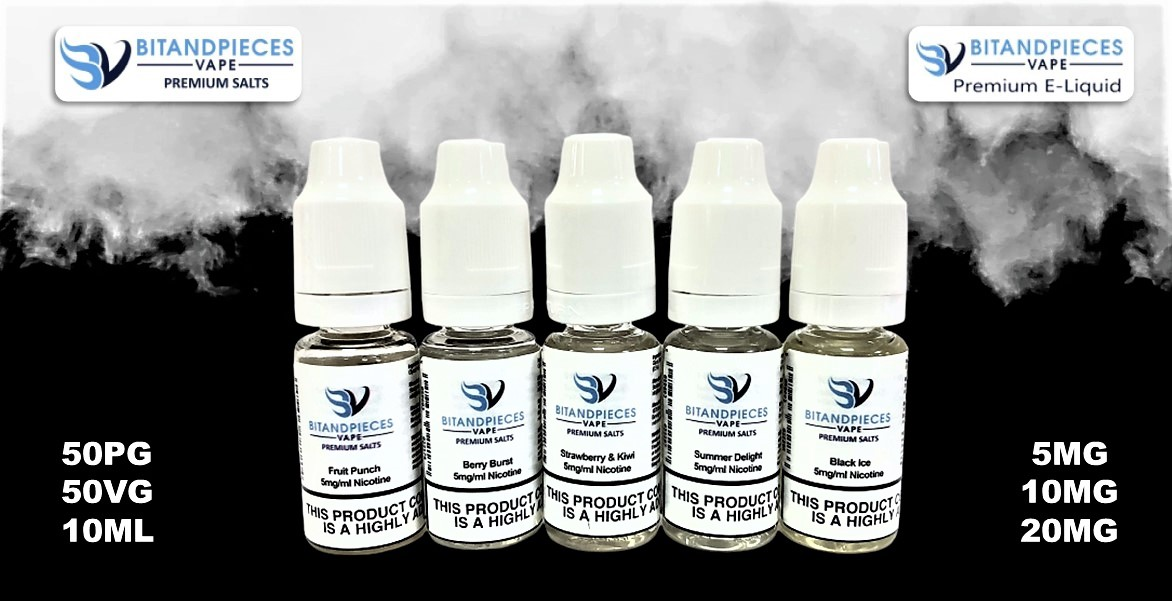 Bitandpieces vape salts