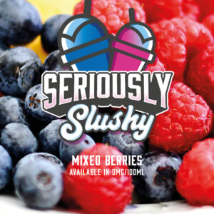 Mixed Berries by seriously slushy