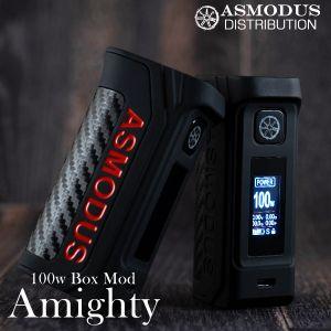 Amighty 100W MOD + Free 21700 Battery