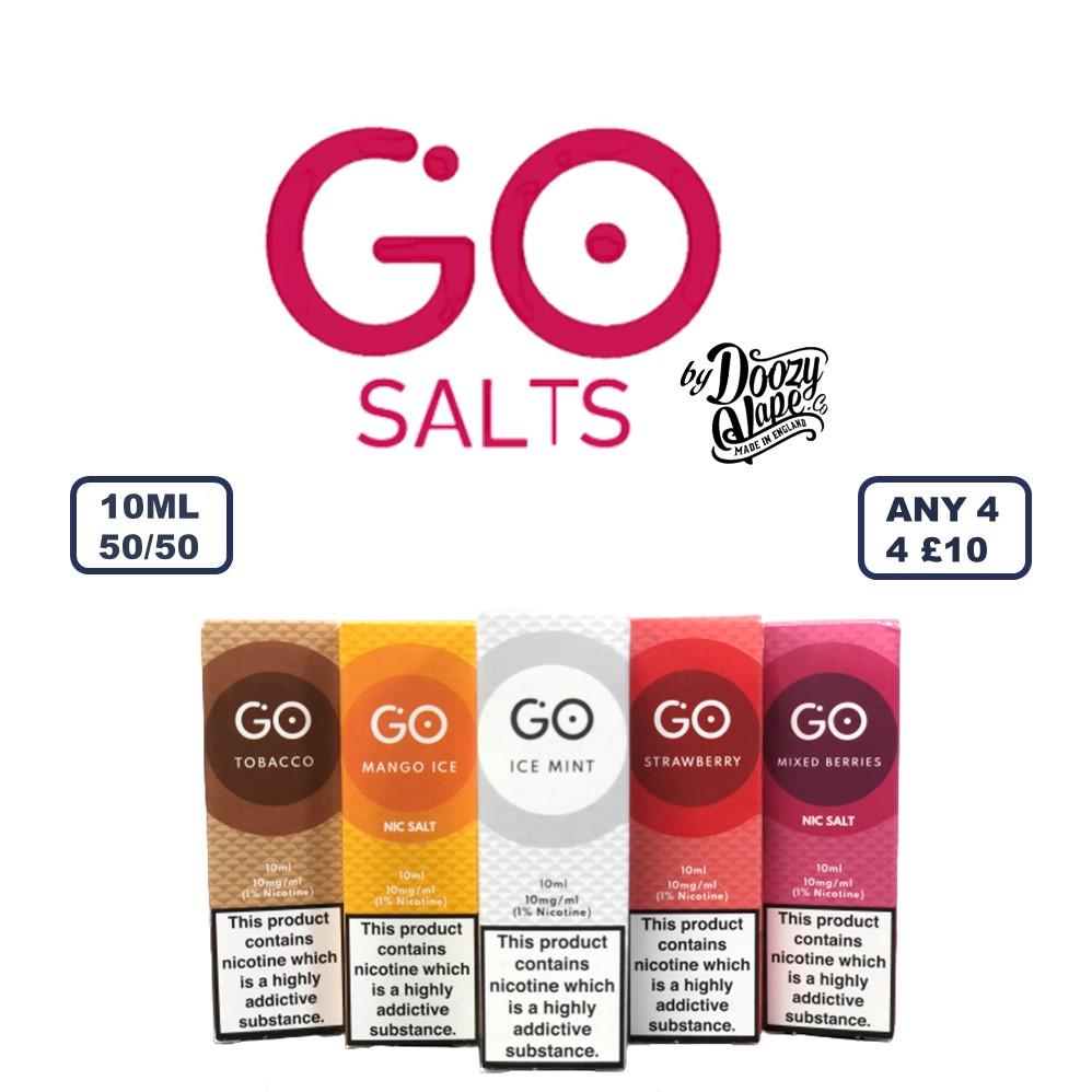 GO salts