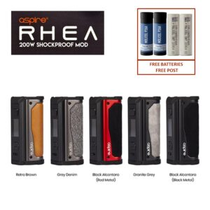 RHEA 200w Mod