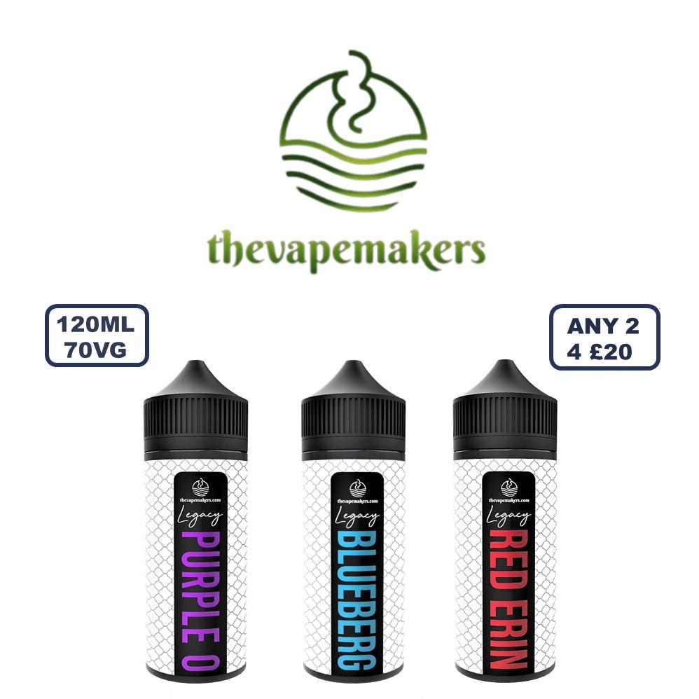 The Vape Makers Legacy 120ml