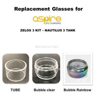 nautilus 3 glass