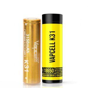 K31 18650 Battery