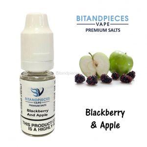 Blackberry and Apple salts
