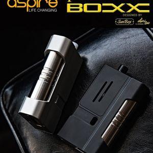 SUNBOX BOXX VAPE KIT + Free Battery
